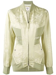 Jean Paul Gaultier Vintage Fitted Cut Out Detailing Jacket Green