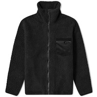 Nanamica Fleece Jacket Black