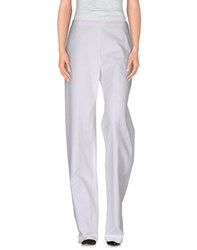 Max Mara Trousers Casual Trousers Women White