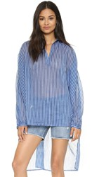 Mes Demoiselles Evian Stripe Top Stripes