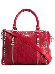 Zadig And Voltaire Sunny Small Bag Red