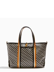 Pierre Hardy Polycube Tote Brown
