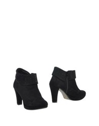 Mauro Fedeli Ankle Boots Black