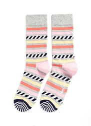 Happy Socks Stripes And Stripes Multi Colour