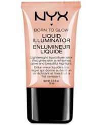 Nyx Born To Glow Liquid Illuminator Gleam