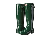 Original Tour Gloss Hunter Green Women's Rain Boots