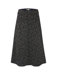 White Stuff Cold Water Jersey Skirt Grey