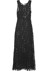 Melissa Odabash Jamie Lace Maxi Dress Black