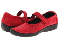 Arcopedico L45 Fm Red Women's Maryjane Shoes Pink