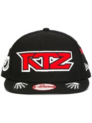 Ktz 'Fifty Patch' Cap Black