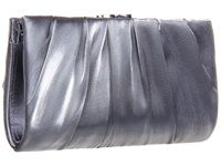 Nina Larry Pewter Clutch Handbags