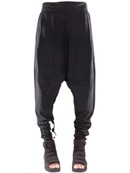 Demobaza Aware Baggy Cotton Jersey Pants