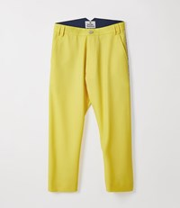 Vivienne Westwood Oh No Trousers Yellow