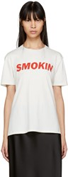 6397 Off White Smokin Boy T Shirt