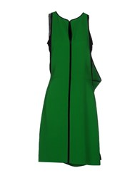 Reed Krakoff Dresses Knee Length Dresses Women Green