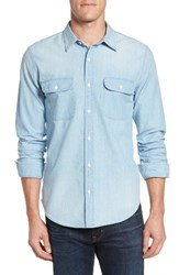 Bonobos Men's Slim Fit Denim Shirt