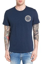 True Religion Men's Brand Jeans Buddha Embroidered T Shirt