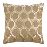 Day Birger Et Mikkelsen Oval Cushion Cover Tan 50X50cm