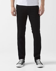 Element Faded Black Slim Fit Stretch Owen Jeans