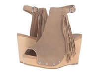 Volatile Venstra Sand Women's Wedge Shoes Beige