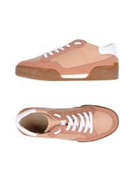 Stella Mccartney Lace Up Shoes Skin Color