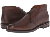 Allen Edmonds Dundee 2.0 Brown Country Grain Calf Men's Dress Boots