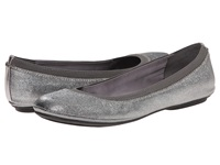 Bandolino Edition Pewter Combo Synthetic Women's Flat Shoes Gray