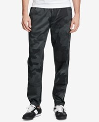 Polo Ralph Lauren Sport Men's Camo Tech Fleece Active Pants Black