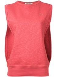Theatre Products Slit Side Sweat Tank Red