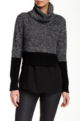 Tahari Emily Sweater Multi