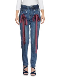 Lost Ink Jeans Blue