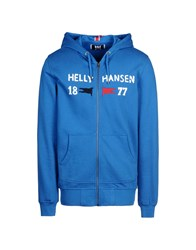 Helly Hansen Topwear Sweatshirts Men Blue