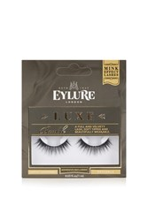 Eylure Luxe Mink Effect Lashes Black