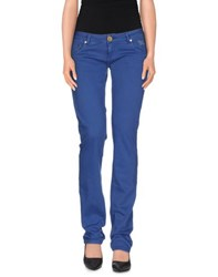 Atelier Fixdesign Trousers Casual Trousers Women Blue