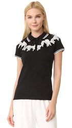 Preen By Thornton Bregazzi Keela Shirt Black