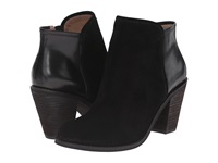Softwalk Frontier Black Cow Suede Leather Women's Dress Boots
