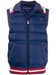 Perfect Moment Latitude Padded Gilet Blue