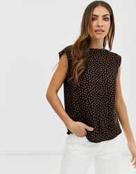 B.Young Spotty Blouse Multi