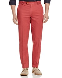 Brooks Brothers Relaxed Fit Chino Pants Bright Red