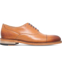 Oliver Sweeney Ldn Lupton Leather Oxford Shoes Tan