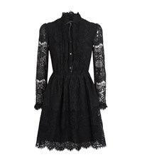 Denim And Supply Ralph Lauren Bianca Lace Dress Female Black