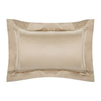 Pratesi Tre Righe Lame Pillowcase 50X75cm Bronze