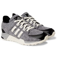 Adidas Eqt Running Support Wool Sneakers Gray