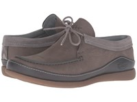 Chaco Pineland Moc Nickel Gray Women's Shoes Black