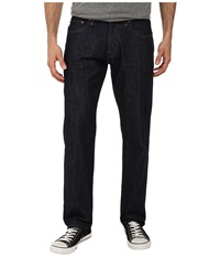 Lucky Brand 221 Original Straight In Bunbury Bunbury Men's Jeans Black