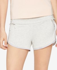 A Pea In The Pod Maternity Pajama Shorts Grey