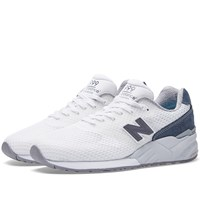 New Balance Mrl999aw Re Engineered White