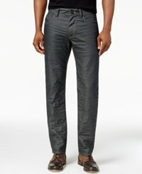 Dkny Jeans Williamsburg Slim Fit Coated French Grey Wash Jeans
