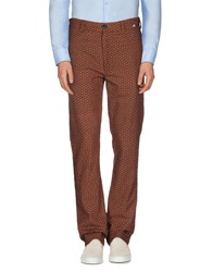 Bsbee Trousers Casual Trousers Men Brown