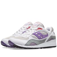 Saucony Shadow 6000 White